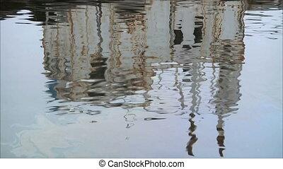 réflexion eau