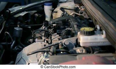 réparation, moteur