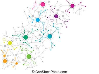réseau, conception abstraite