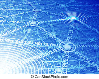 réseau informatique
