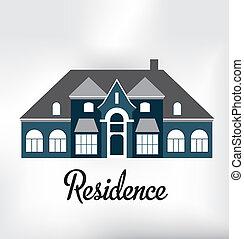 résidence, classique
