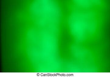 résumé, arrière-plan vert, barbouillage
