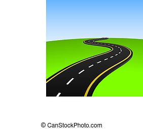 résumé, autoroute