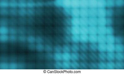 résumé, bleu, boucle, carrés, r4463