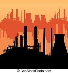 résumé, horizon industriel