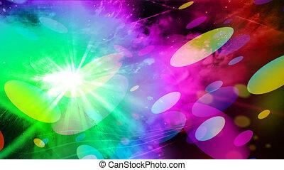 résumé, lights., disco