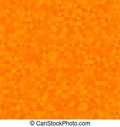 résumé, moderne, pattern., triangulaire, géométrique, polygonal, arrière-plan., seamless, briller