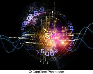 résumé, technologie, numérique