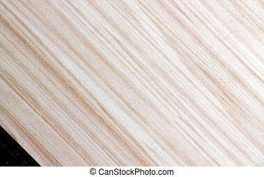 résumé, texture, lignes, closeup, brun