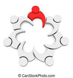 réunion, éditorial, 7, équipe