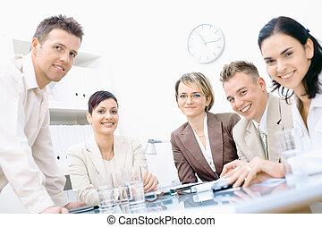 réunion, personnel
