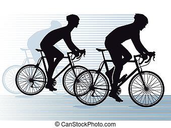 race vélo