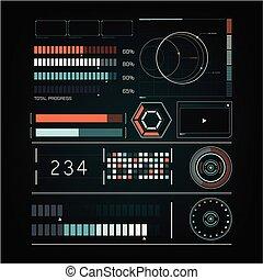 radar, avenir, interface