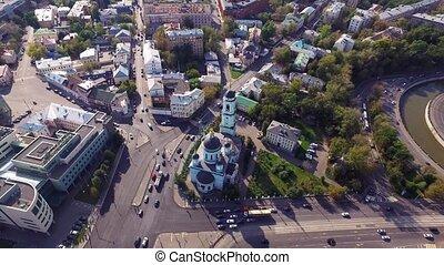 radonezh, moscou, église, sergius