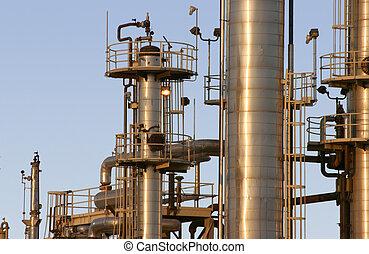 raffinerie, huile, #5