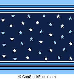 raies, étoiles
