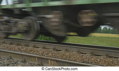 rails., train, va, fret