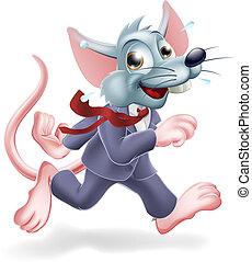 rat, concept, business, course