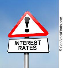 rates., intérêt
