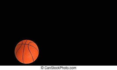 rebondir, basket-ball