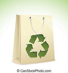 recycler, sac