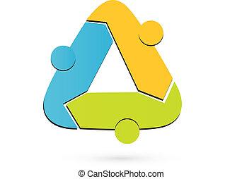 recyclez logotype, collaboration, gens
