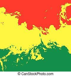 reggae, fête