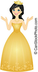 reine, illustration