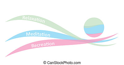 relaxation, concept