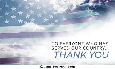 remercie donner, vétérans