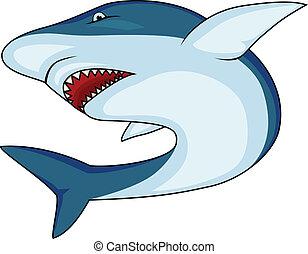 requin, vecteur