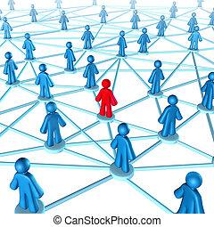 reussite, gestion réseau