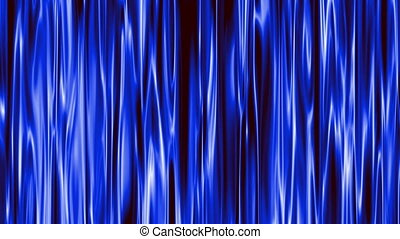 rideau bleu, 4k
