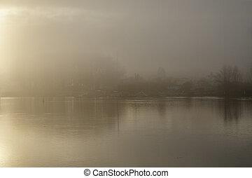 rivière, douro, aube