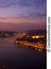 rivière, porto, portugal, douro