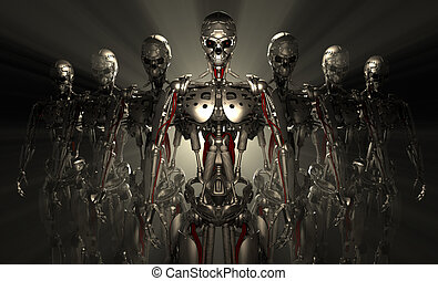 robots, avancé