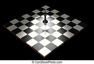 roi, échecs