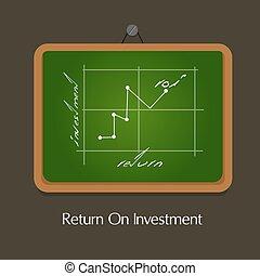 roi, retour, investissement