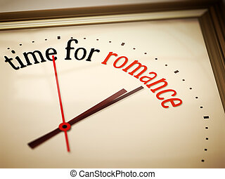 romance, temps