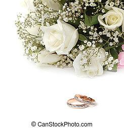 roses, anneau