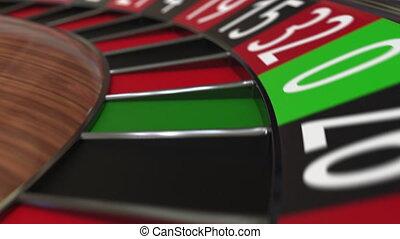 roue, accès, balle, 17, roulette, casino, dix-sept, noir