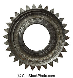 roue dentée