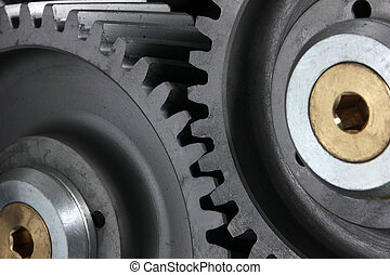 roue, engrenage