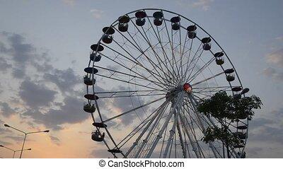 roue, ferris