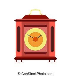 roue, horloge, métal, mécanique, montre, illustration, machine, arrière-plan., vecteur, mécanisme, dent, temps, technologie, engrenages