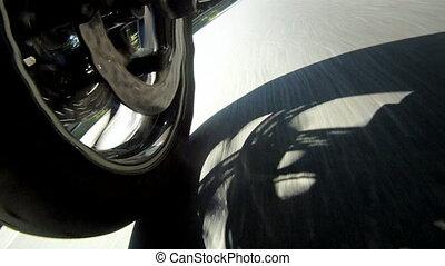 roue, motocyclette
