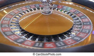 roue roulette