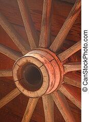 roue, spokes