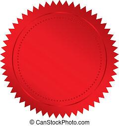 rouges, cachet