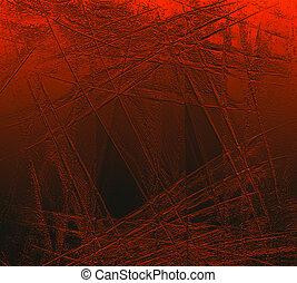 rouges, illustration